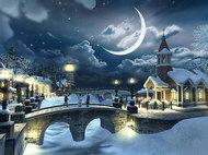 Snow Village Screensaver ���� ������ wk1qywql50um_t.jpg