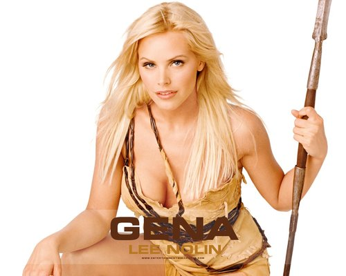 Gena Lee Nolin sex tape scandal (American actress)