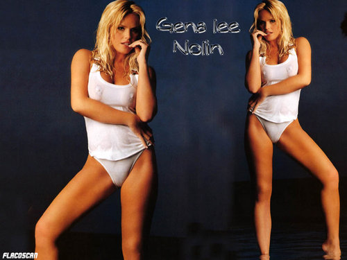 Most of us probably remember Gena Lee Nolin best from her days on TV Show ...