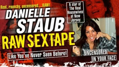 Danielle Staub Sex Tape – NEW JERSEY HOUSEWIVES STAR