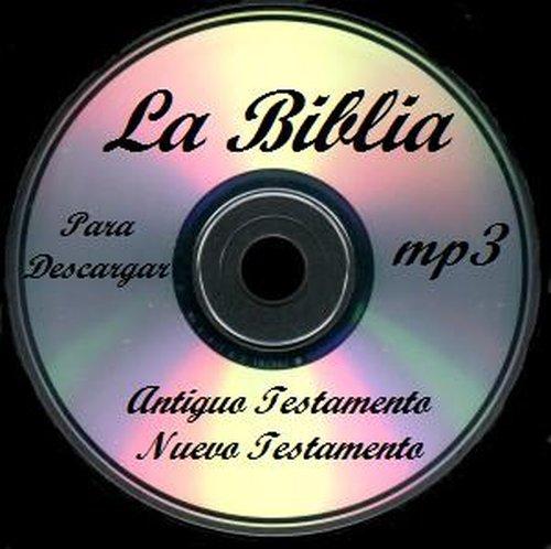 La Santa Biblia En MP3 [Antiguo y nuevo Testamento]