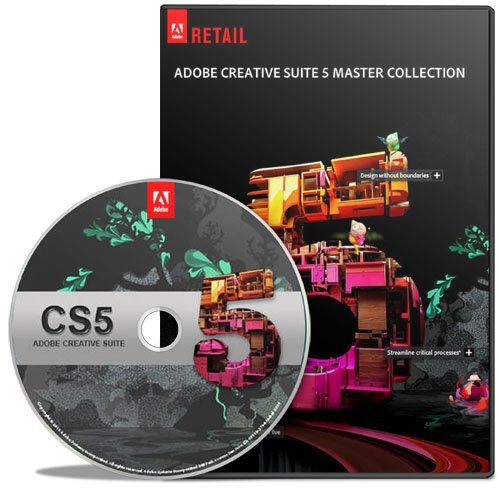 Adobe Creative Suite CS5.5 Master Collection ESD [Mac OSX] [Ingles]