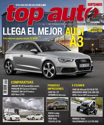 Revista Top Auto [Espa�a][Junio/2012][PDF HQ]