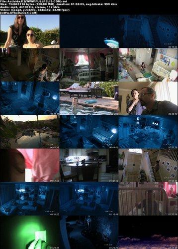 e5evwqu2x1gl t Actividad Paranormal 2 (2010) Español Latino