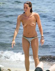 Gemma Mengual Topless Verano 2012 Skygencaps