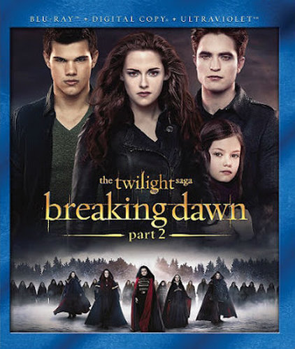 The Twilight Saga: Breaking Dawn – Part 2 (2012) BRRip 720p 800Mb