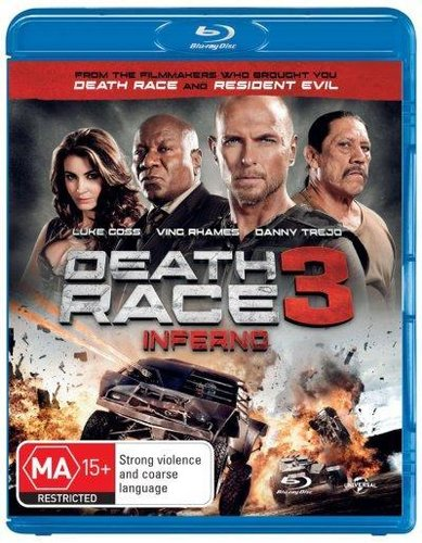 Death Race 3: Inferno (2013) UNRATED BRRip 720 Dual Audio 5.1 ch 1GB