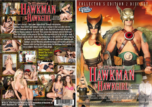 Download The XXX Adventures Of Hawkman and Hawkgirl Free