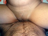 Desi indian Bhabhi showing her big boobs while hubby flaunts his dick before drilling his meatpole into his wife's love hole Nude Photos