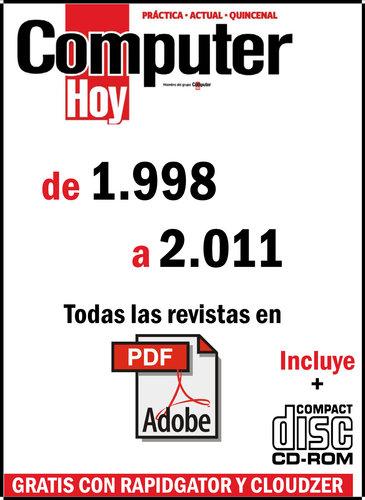 Computer Hoy 1998-2011[PDF][+ CDROMS][Español]