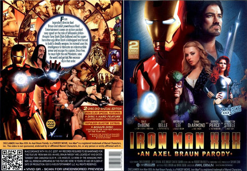 Download Iron Man XXX: An Axel Braun Parody Free