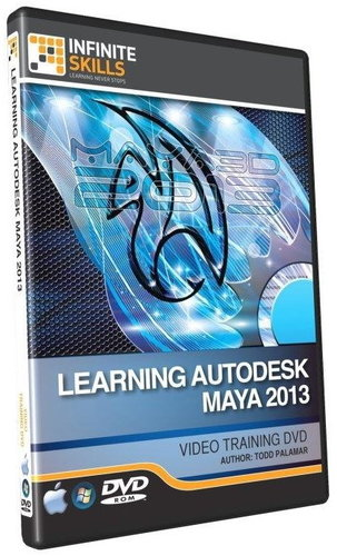 InfiniteSkills - Learning Autodesk Maya 2013 Training Video