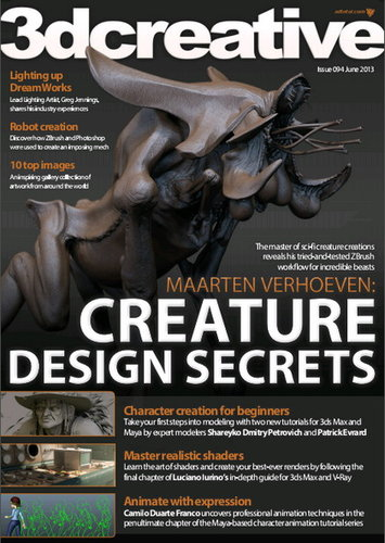 3DCreative Issue 094 - June 2013