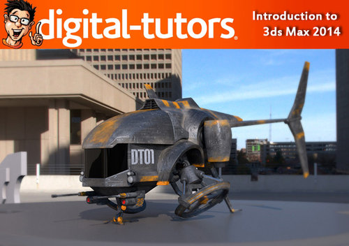 Digital-Tutors - Introduction to 3ds Max 2014