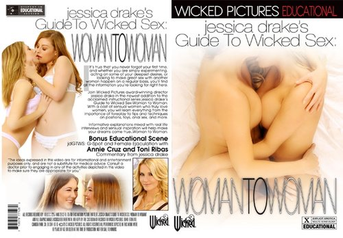 Download Jessica Drake's Guide To Wicked Sex: Woman To Woman Free