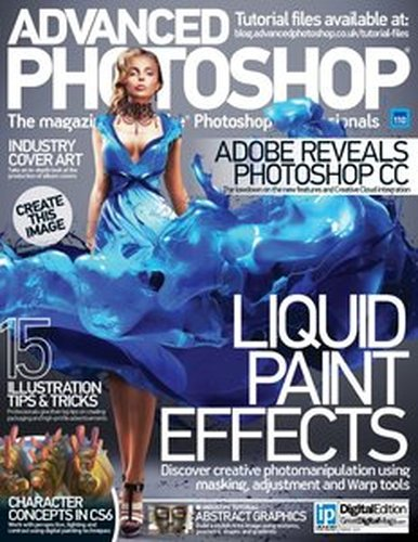 Advanced Photoshop - Issue 110, 2013