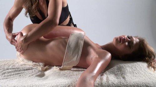 sensual intimate massage forceful blowjob
