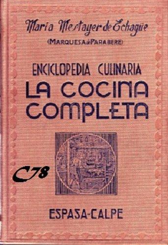 La cocina completa marquesa de parabere pdf for Enciclopedia de cocina pdf
