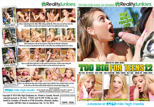Download Too Big For Teens # 12 Free