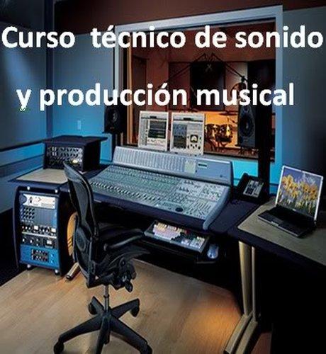 Curso tecnico de sonido y produccion musical PDF y DOC Español