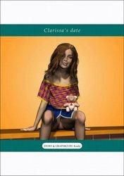 Free Download 3D Porn Comics Clarissa\'s Date