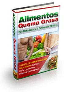 Alimentos Quema Grasa Video Curso y Libro Español