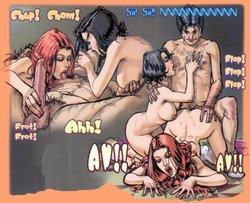 Free Download Porn Comics El Afinador