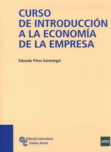 Curso de Introduccion a la Economia de la Empresa PDF-DOC