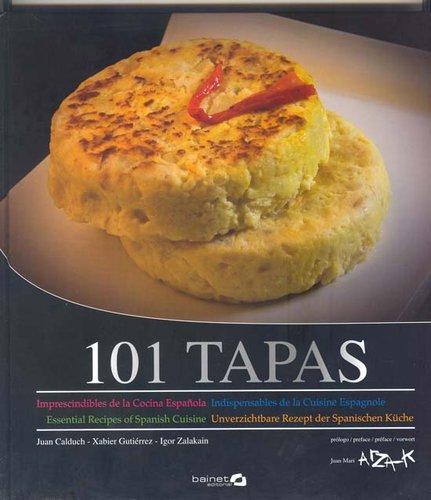 101 recetas de tapas Multi Español