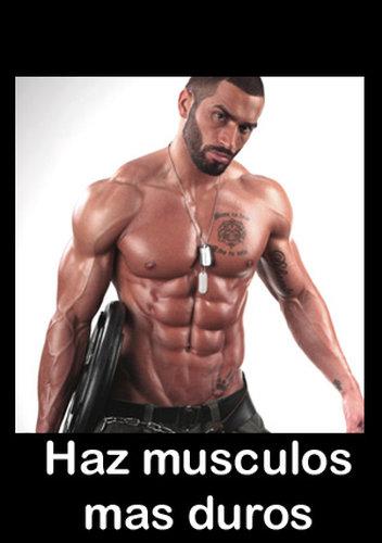 Haz mas musculo PDF y DOC Español