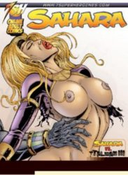 Free Download Porn Comics Sahara 3 Sahara vs Taliban