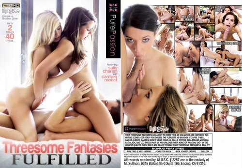 Download Threesome Fantasies Fulfilled Free