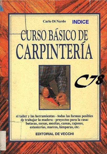 Curso b sico de carpinteria pdf doc descargar gratis for Curso de carpinteria en melamina pdf