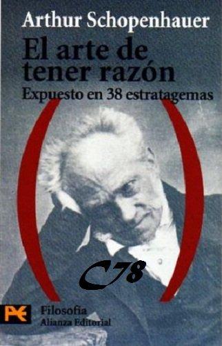 Schopenhauer – El Arte de Tener Razón PDF-DOC