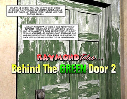 Free Download 3D Porn Comics Behind The Green Door 2
